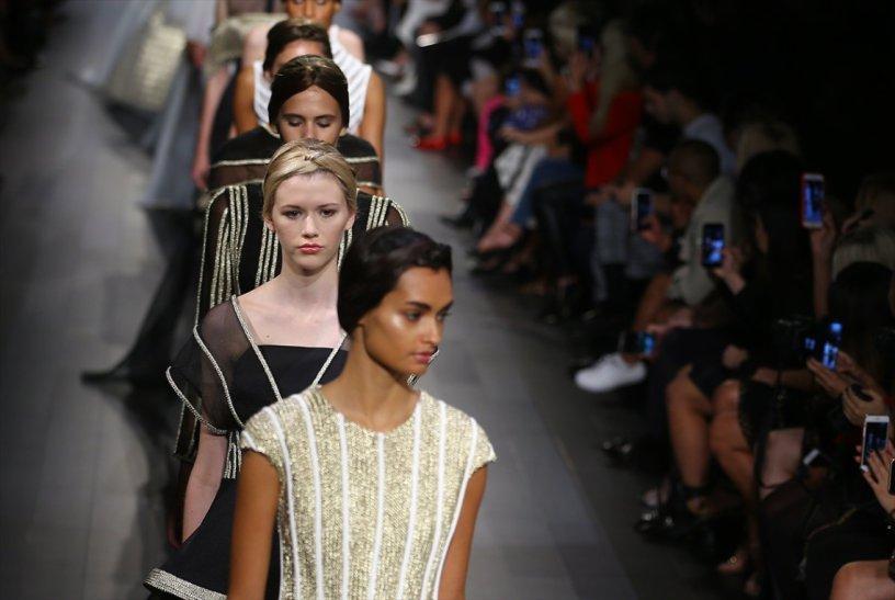 نسمات تركية في أسبوع الموضة بنيويورك