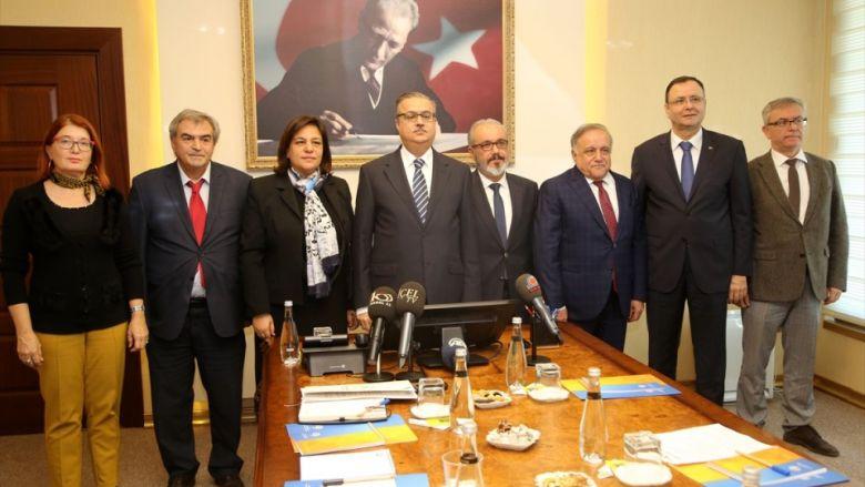 """ولاية """"مرسين"""" تستضيف القمة الاقتصادية التركية العربية الأولى الخميس"""
