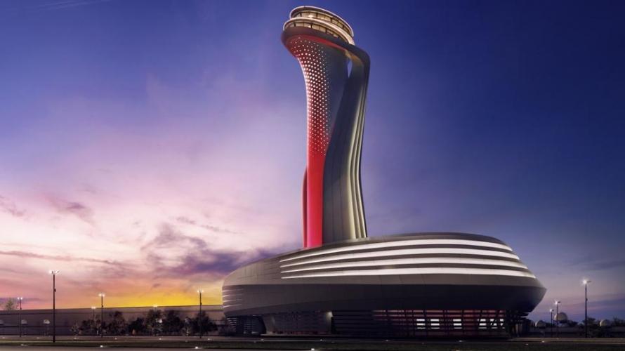 هام للعرب| معلومات وتطبيقات جديدة عن مطار إسطنبول الجديد