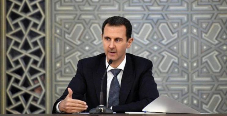 عاجل| بشار الأسد يوجه رسالة للسوريين خارج البلاد