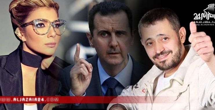 """جورج وسوف يكشف عن شرط بشار الأسد لعودة """"أصالة"""" إلى سوريا"""