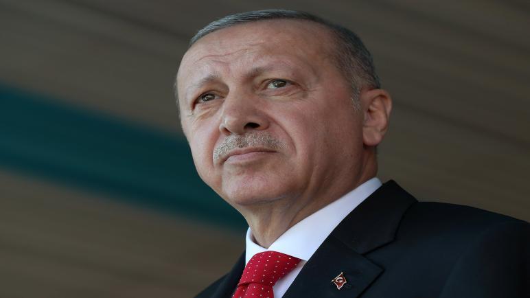 """همّهم الوحيد """"أردوغان""""!!!؟"""