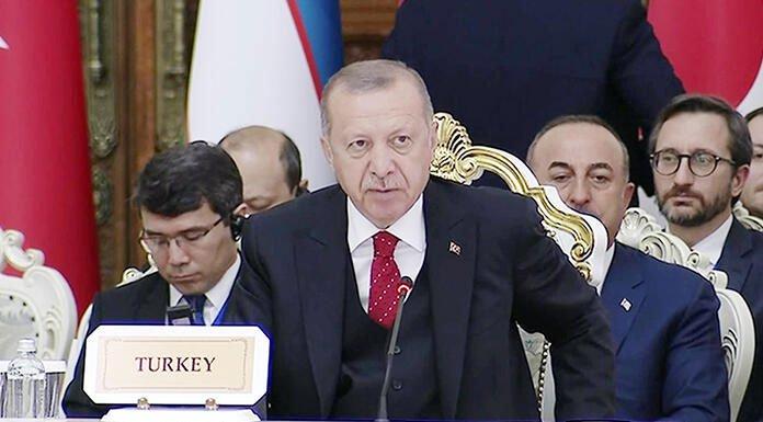 أردوغان: منظمة