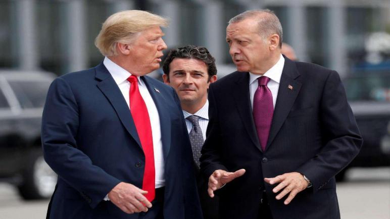 أردوغان: ترمب قد يزور تركيا في يوليو المقبل