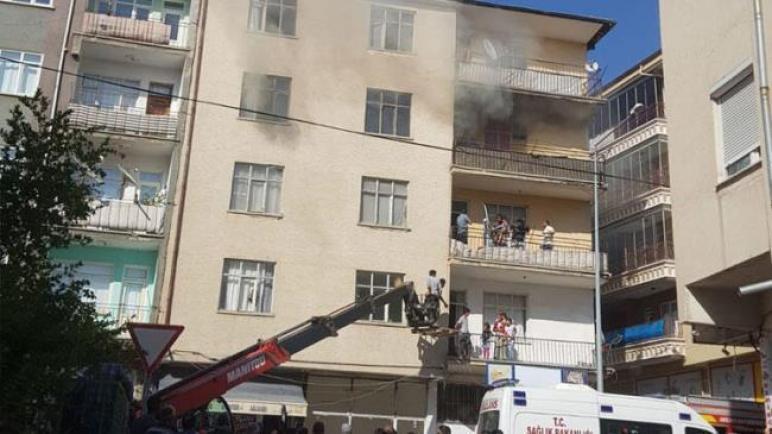 عاجل| حريق في مبنى يقطنه سوريون وعراقيون بالعاصمة أنقرة والسلطات تتدخل