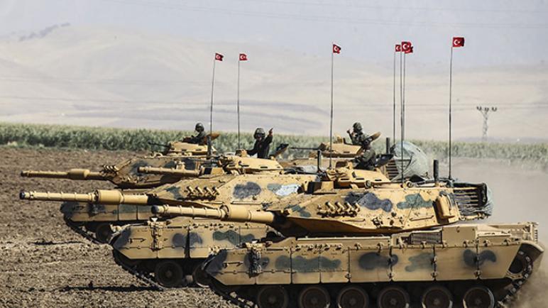 قريبا | الجيش التركي في الرقة