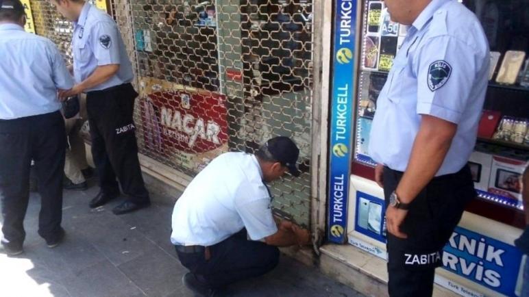 """المهلة انتهت … بلدية ولاية """"كلس"""" التركية تغلق محلات سورية .. إلى متى؟!"""