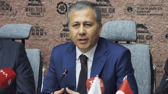 تصريح جديد من والي اسطنبول أرسلنا 20 ألف سوري لخارج إسطنبول والحملة ستشتد