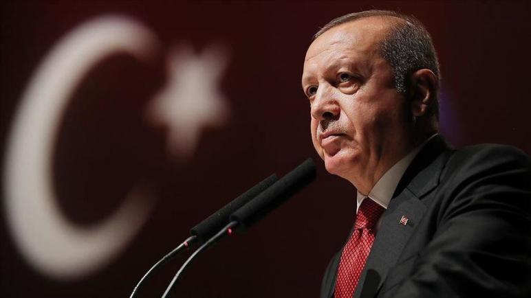 الرئيس التركي : يمكننا فعل أي شيء في أي وقت ؟؟!!!!!
