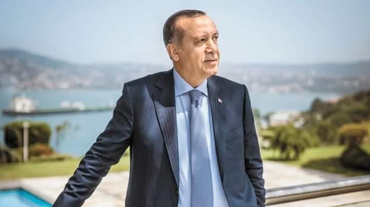 إرسار مظروف ساما بمادة السيانيد للرئيس رجب طيب اردوغان