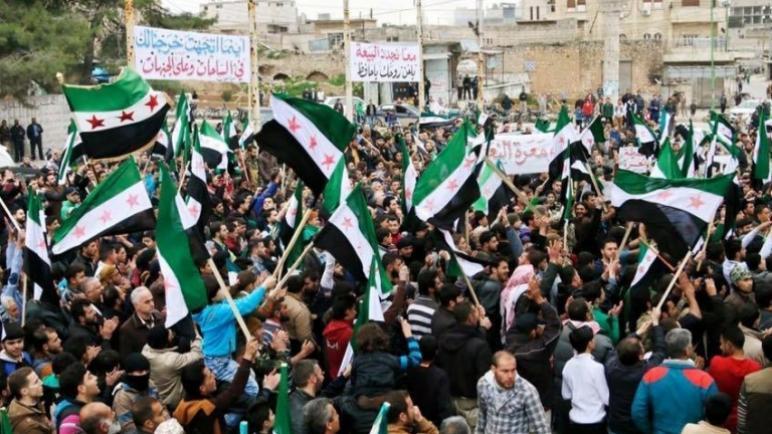مظاهرات حاشدة في إدلب ومطالب شعبية .. السبب؟!!
