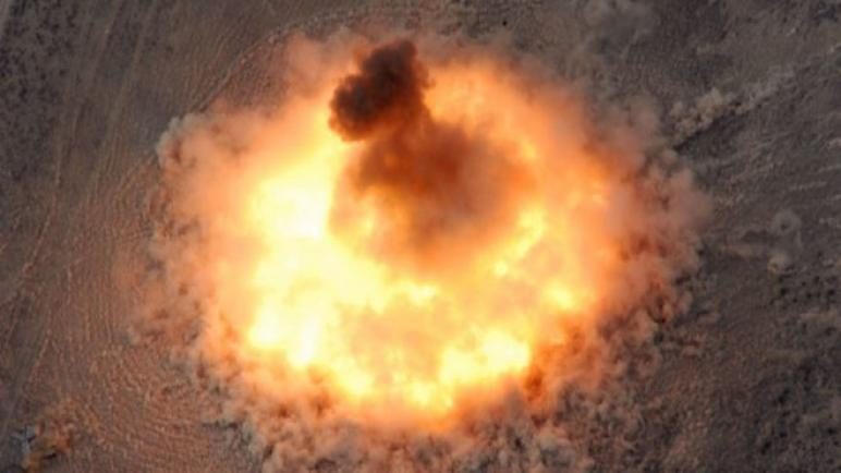 انفجار مرعب لقنبلة في سوريا يشعل مواقع التواصل .. شاهد بالفيديو!