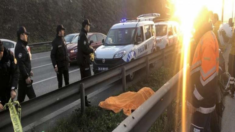 العثور على جثة شاب على طريق E5 في اسطنبول