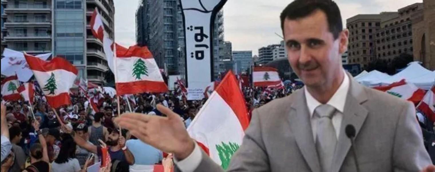 عاجل| توجيهات مفاجئة من الرئيس السوري للبنانيين!!