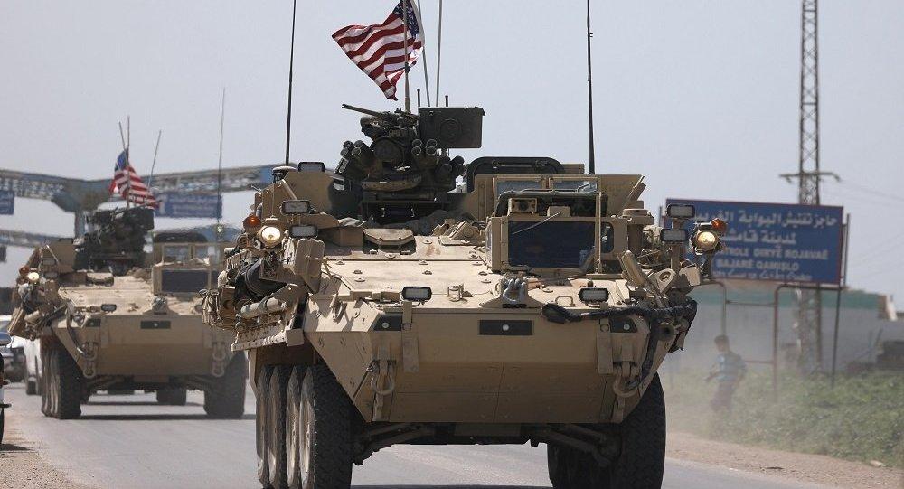 حركات واسعة للجيش الأمريكي في سوريا والعراق والسبب؟!