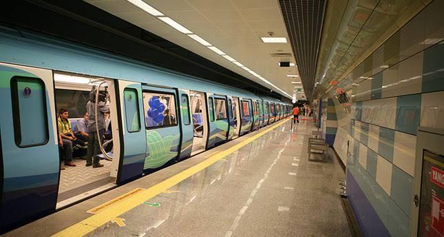 عاجل| مترو اسطنبول يتوقف عن العمل!!