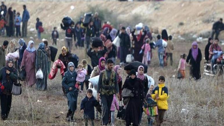 أضخم موجة نزوح منذ بداية الثورة السورية .. تعرف بالأرقام