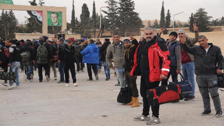 عاجل| السفارات السورية تتوقف عن إصدار وثائق التجنيد