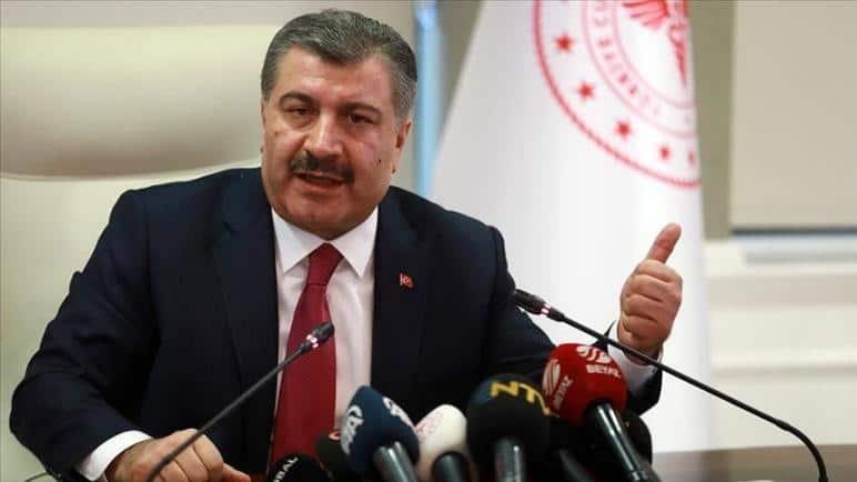 رسالة هامة لأهالي اسطنبول من وزير الصحة التركية واجراءات ستطبق