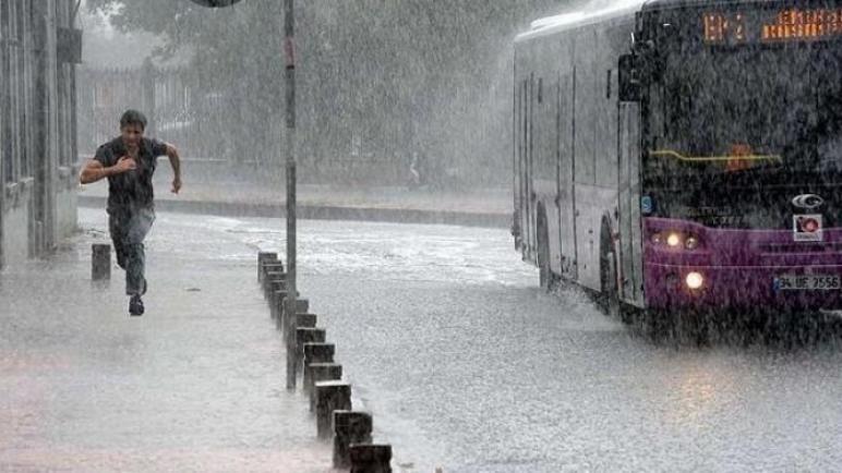 أحوال الطقس| أمطار وعواصف رعدية في هذه المناطق..ليوم الثلاثاء