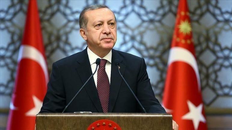 هام | قرار من الرئيس التركي أردوغان بخصوص الكمامات