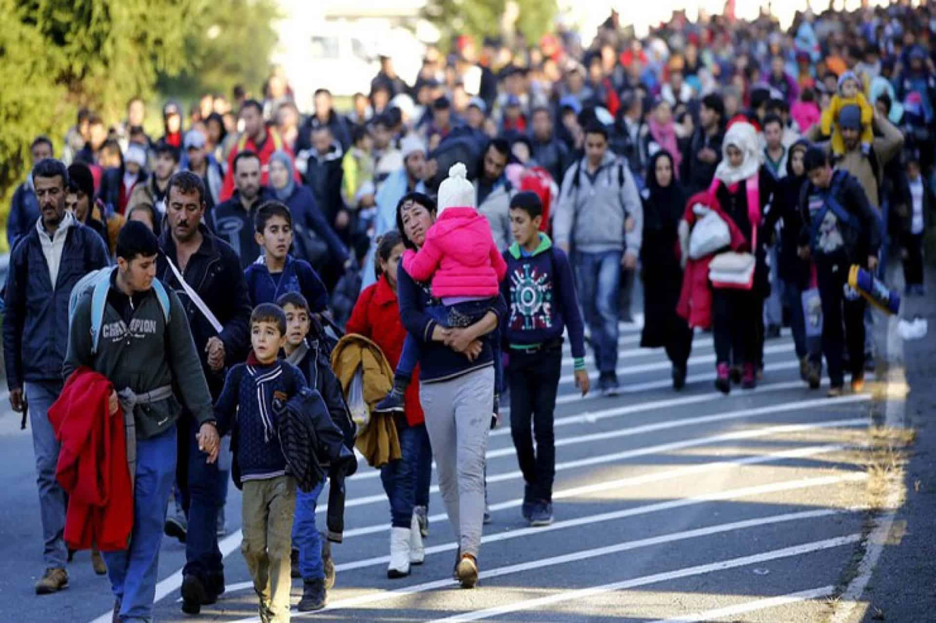 أوضاع اللاجئين في ألمانيا .. تقرير صادم !!!