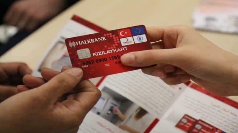 هام| الهلال الأحمر يكشف عن امور لا يمكن اجرائها بواسطة كرت المساعدات