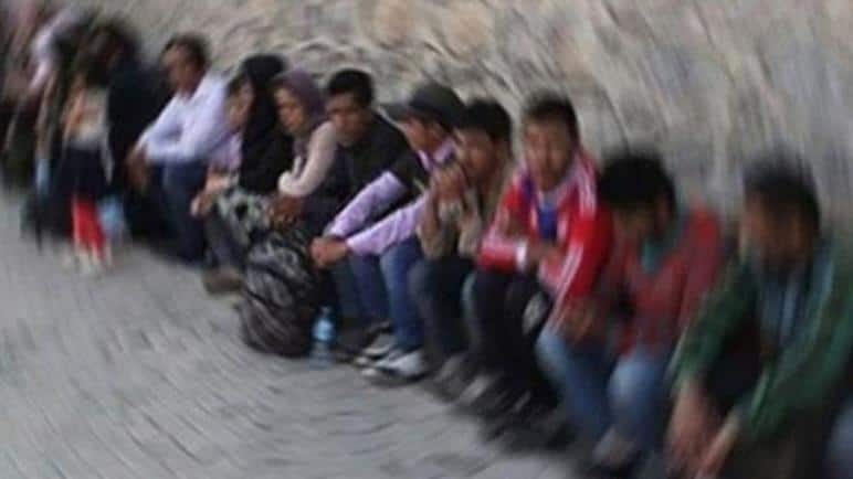 السلطات التركية تلقي القبض على مجموعة من السوريين لهذا السبب؟!