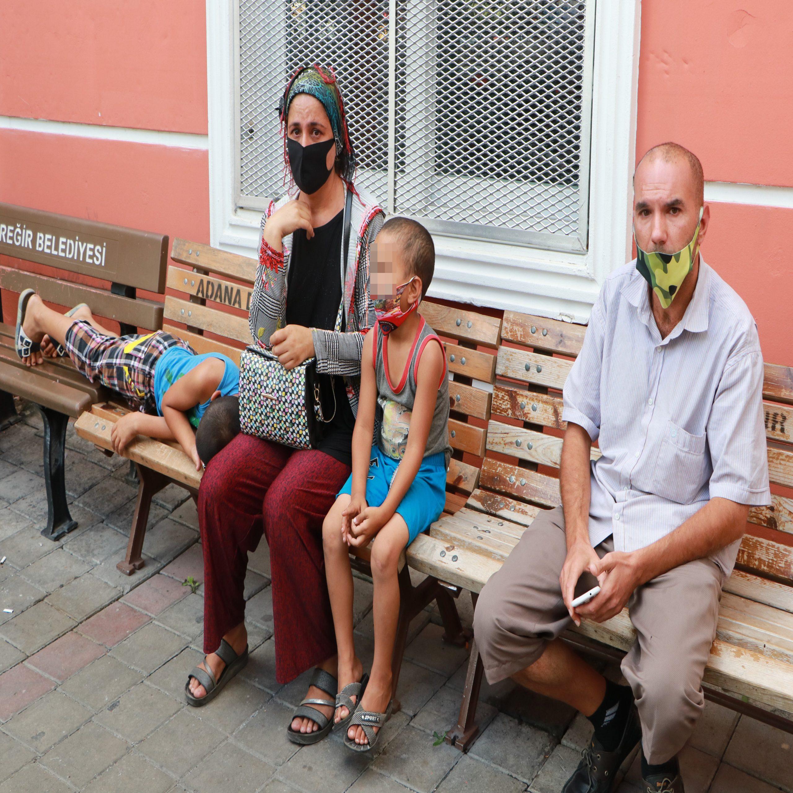 القاء القبض على شخصين قاما باختطاف الأطفال وتعذيبهما