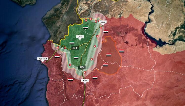 خطة جديدة يتم الكشف عنها بشأن الحل في سوريا