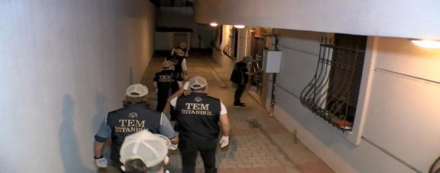 عملية لقوات مكافحة الإرهاب في اسطنبول