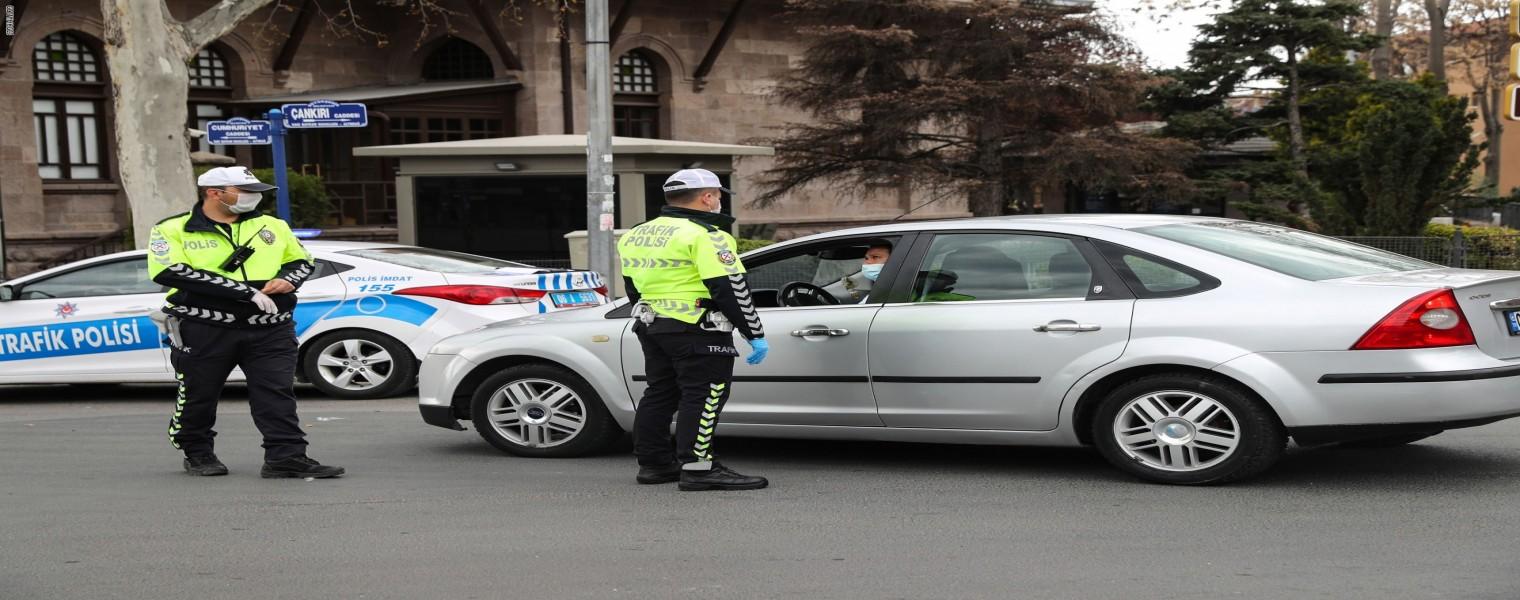 تعميم من وزارة الداخلية التركية بشأن تضليل مصابي كورونا بمخالطيهم