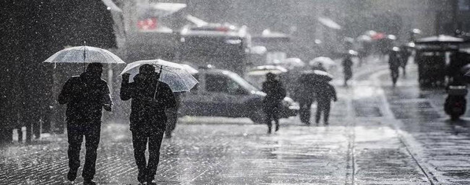 الأرصاد الجوية تحذر من أمطار رعدية لهذه المناطق