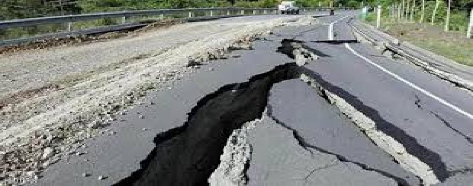 الاجراءات المتبعة عند حدوث الزلازل والهزات الأرضية