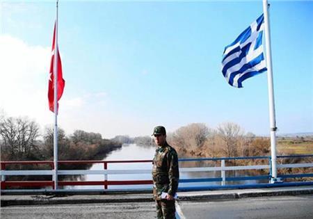 اجتماع مرتقب بين وفود عسكرية تركية ويونانية