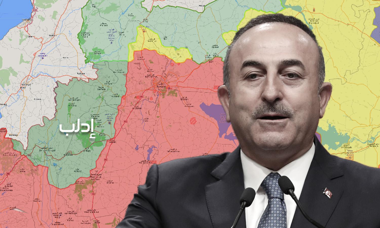 بعد انتهاء اجتماع إدلب تركيا تلمح لانتهاء الحل السياسي في إدلب