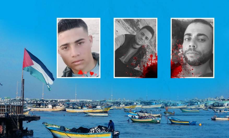 الجيش المصري يقتل صيادين فلسطينيين ويصيب ثالث