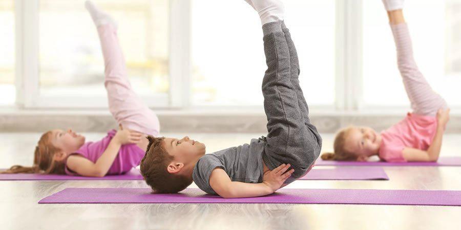 فوائد التمارين الرياضية للأطفال