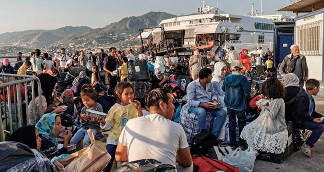 ميثاق أوروبي جديد لطالبي اللجوء .. منهم السوريون