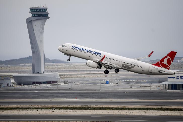 الخطوط الجوية التركية تستأنف رحلاتها إلى العراق