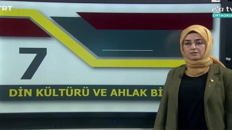 درس ديني على تلفزيون eba التركي يثير ردود فعل غاضبة اليكم محتواه !!