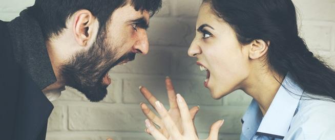 العراك مع الزوج قد يكون له فوائد أيضاً