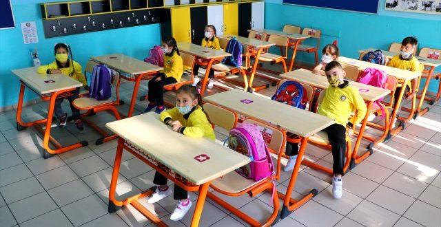 الامتحانات الدراسية ستعقد في المدارس التركية لهذه للصفوف