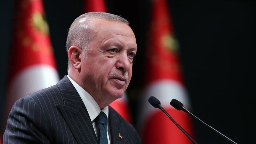 تصريحات هامة للرئيس أردوغان حول فيروس كورونا بعد انتهاء اجتماع مجلس الوزراء