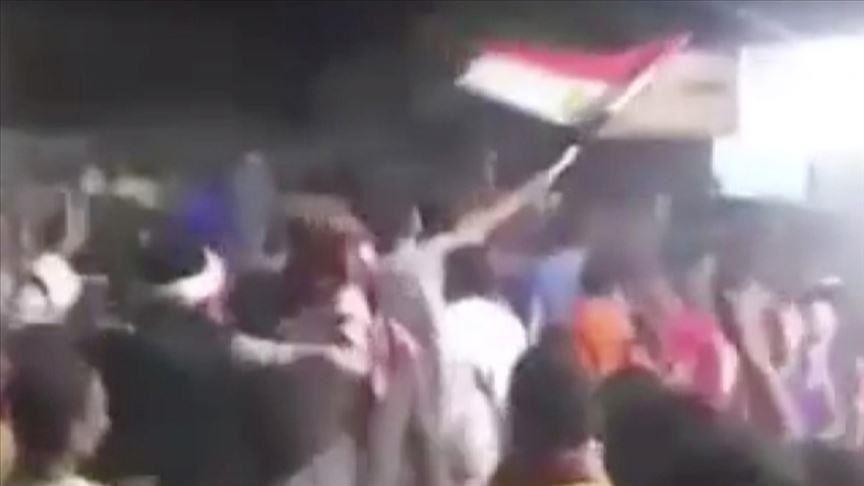 مقتل 3 متظاهرين في المظاهرات المطالبة برحيل السيسي