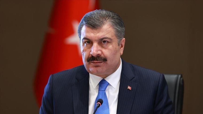 هام| وزير الصحة التركي يعلن قرارات جديدة في كلمة متلفزة