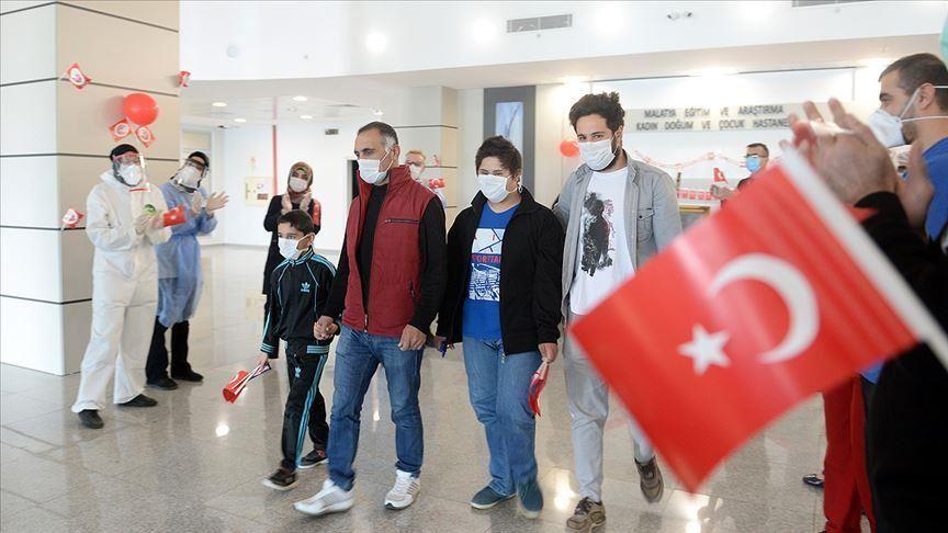 فايروس كورونا .. تركيا سجلت 29 ألفا و 240 إصابة جديدة و 214 حالة وفاة