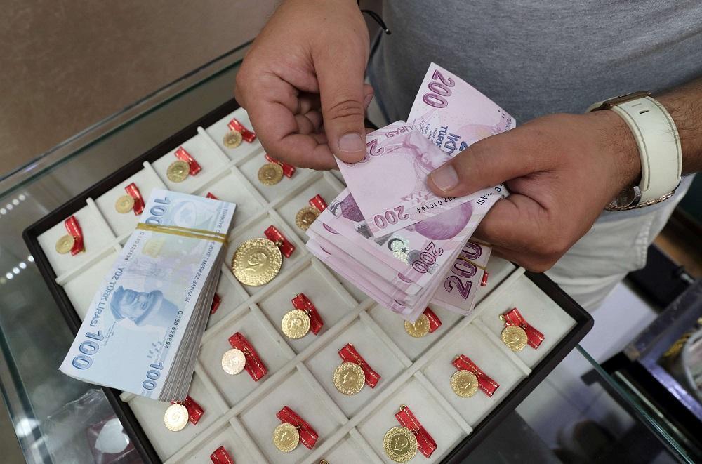 أسعار العملات والذهب في تركيا اليوم الثلاثاء 19اكتوبر 2021