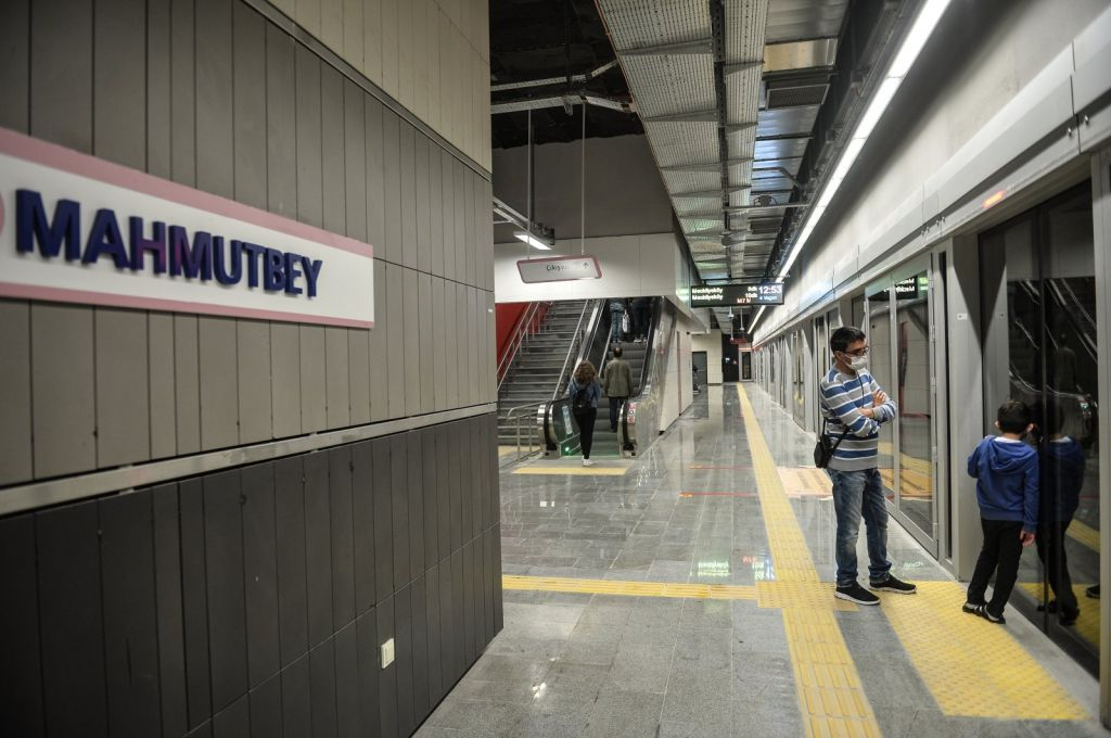 اسطنبول | ترقب إفتتاح خطوط مترو أنفاق جديدة في مواقع هامة
