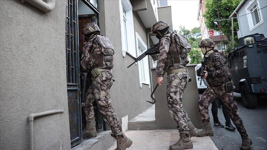 حملات أمنية ضد أنصار داعش وحزب العمال الكردستاني